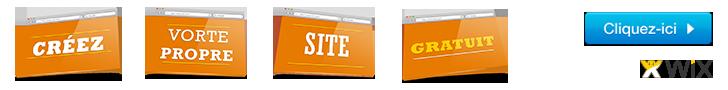 créer son site web gratuit